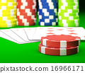 卡片 赌博 扑克 16966171