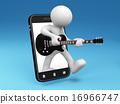 The guitarist 16966747