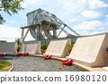 pegasus bridge in france second World War 16980120