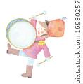 音樂 樂譜 低音鼓 16980257