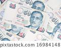 Singapore dollar note 16984148