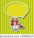vector, tackling, touchdown 16988624