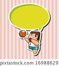 篮球 矢量 矢量图 16988629