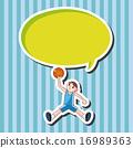 篮球 矢量 矢量图 16989363