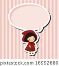 여성, 소녀, 배경 16992680