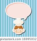 vector, business, hat 16995032