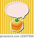 패스트리, 패스츄리, 케이크 16997966