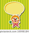向量 向量圖 小丑 16998184