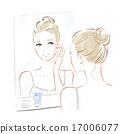 皮肤 美 美容 17006077