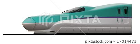 Hokkaido Shinkansen 17014473