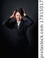 事業女性 夫人 女士 17015017