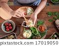 野餐 桌 桌子 17019050