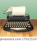 Typewriter 17022530