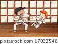 Karate 17022548