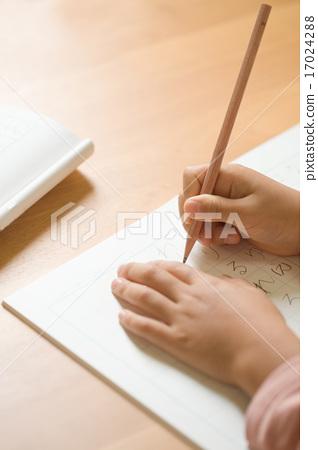 올바른 연필 잡는 방법 17024288
