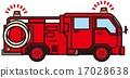 消防车 17028638