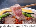 韩国烧烤 韩式烤肉 韩式烧烤 17029849