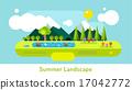 trees, outdoor, summer 17042772