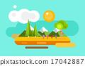 trees, outdoor, summer 17042887
