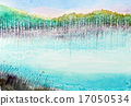 연못, 아오이이케, 청의 호수 17050534