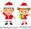Children's Santa Claus 17058220