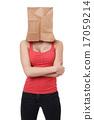 paper bag woman 17059214