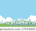 城鎮 風能 場景 17059885