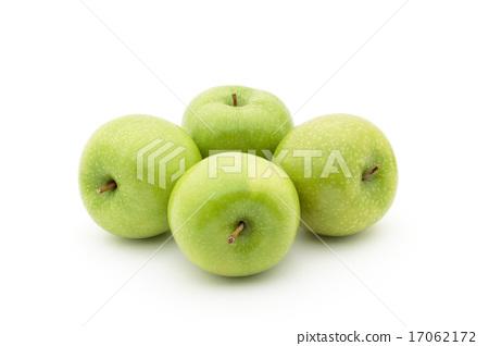 파란 사과 (품종 : 그 라니 스미스) 17062172