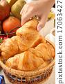 面包 早餐 食品 17063427