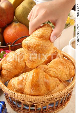可頌麵包 17063427