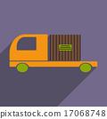 汽车 卡车 交通工具 17068748