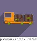 汽车 卡车 交通工具 17068749