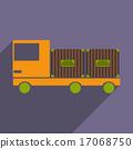 汽车 卡车 交通工具 17068750