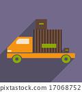 汽车 卡车 交通工具 17068752