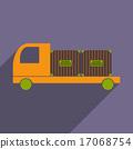 汽车 卡车 交通工具 17068754