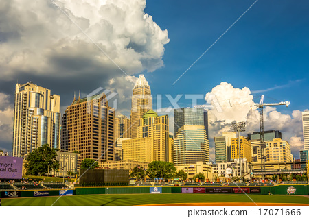 charlotte north carolina city skyline   17071666