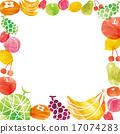 框架 多彩 富有色彩的 17074283