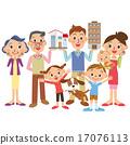 在家購買3代家庭 17076113