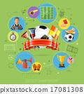 Soccer Infographics 17081308