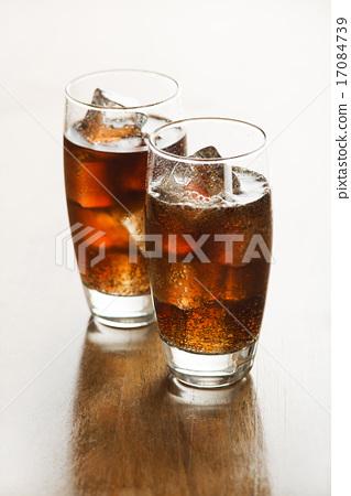 Cola - soda drink 17084739