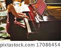 鋼琴家 夫人 女士 17086454