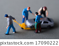 model, tow, truck 17090222