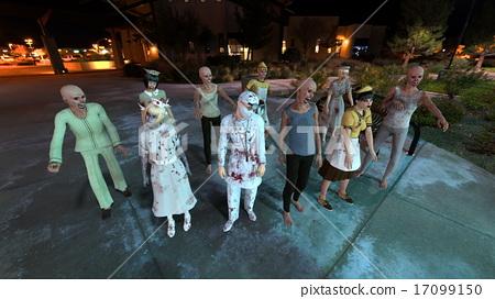 zombie 17099150