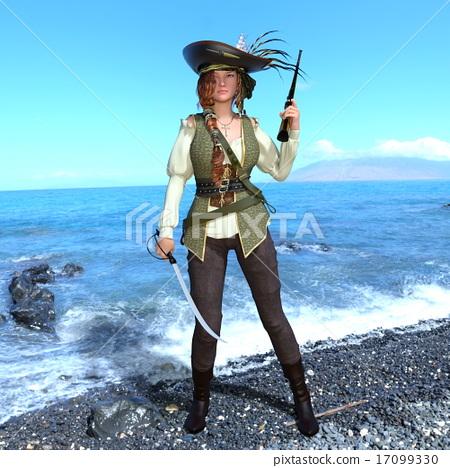 Female pirates 17099330