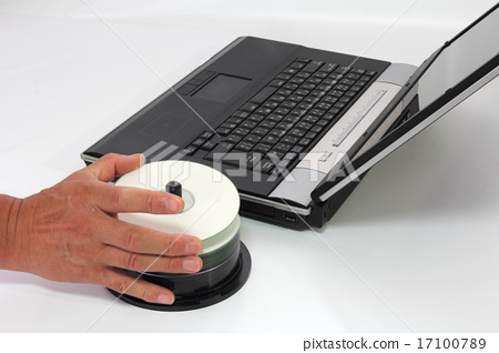 Write to CD with laptop 17100789