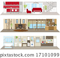 vector, vectors, interior 17101099