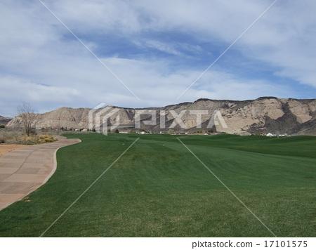 American golf course 17101575