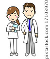Doctor and nurse 17103970