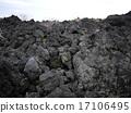 伊豆大島的火山岩 17106495