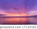 【滋贺县】琵琶湖的日落 17120162
